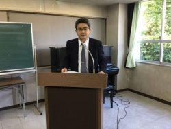 講師の小堀千葉南税務署法人課税第一部門審理担当上席