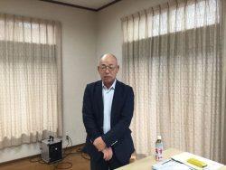 内藤副会長挨拶