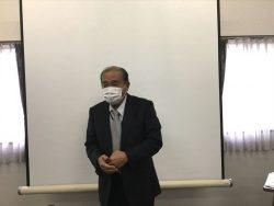 小川副会長挨拶