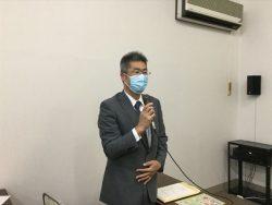 松田千葉南税務署法人課税第一部門統括官挨拶